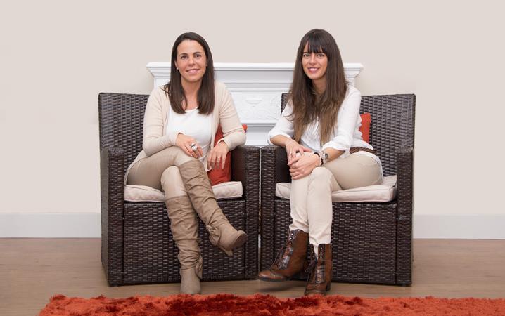 Izaskun y Amaia, psicólogas y psicoterapeutas en NOUS