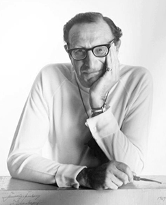 Dr. Eric Berne